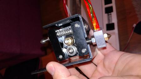 Anet A8 3D-printteri DIY