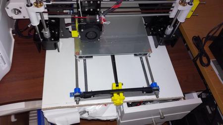 Lisää tulostimen modauksia…