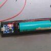 TC4056A Li-Ion akkulaturi 18650